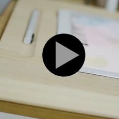 iPad Pro スタンド 天然木 Flat Board