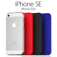 b5d9aa9ec4 iPhone SE ケース カバー araree Airfit(アラリー エアーフィット)アイフォン se/5s/5用 iPhone SE/5s/5
