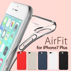 ea9e405896 iPhone7 Plus ケース araree Airfit(アラリー エアフィット)アイフォン カバー