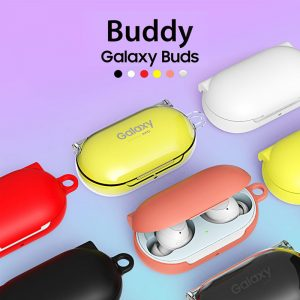 Galaxy Buds / Galaxy Buds Plus 対応 ハードケース BUDDY
