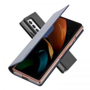 Galaxy Z Fold2 5G 手帳型ケース BONNET STAND