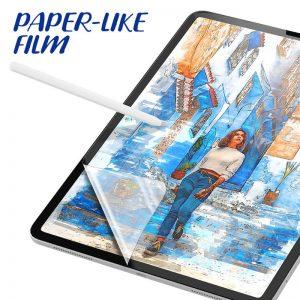 【紙に書くような感覚】iPad Pro / iPad Air ペーパーライク液晶保護フィルム