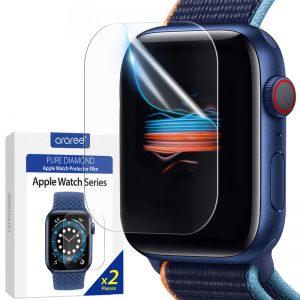 Apple Watch用フィルム PURE DIAMOND(2枚入り)