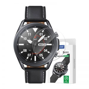 Galaxy Watch用 抗菌保護フィルム SUB CORE GLASS