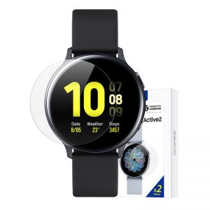 Galaxy Watch Active用フィルム PURE DIAMOND(2枚入り)