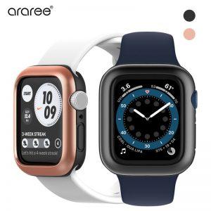 【40mm アップルウォッチ ケース】Apple Watch デュアルレイヤーケース AMY
