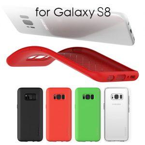 Galaxy S8 ケース Airfit