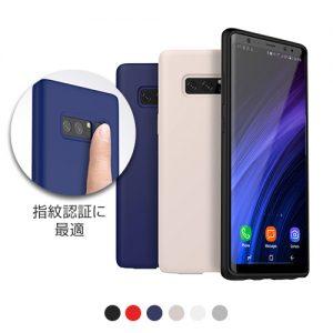 Galaxy Note8 ケース Airfit