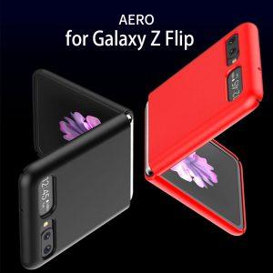 Galaxy Z Flip ケース Aero