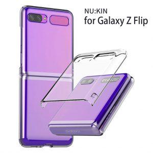 Galaxy Z Flip ケース Nu:kin