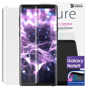 Galaxy Note9 保護フィルム PURE