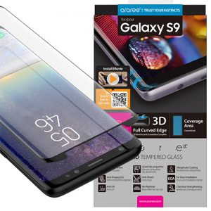 Galaxy S9 / Galaxy S9+保護ガラスフィルム Core Platinum