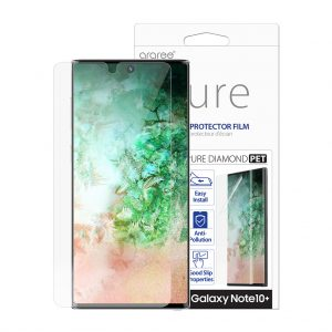 Galaxy Note20 Ultra / Galaxy Note 10+ 保護フィルム PURE
