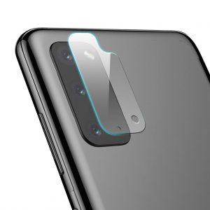 Galaxy S20 / S20+ / S20 Ultra カメラ専用強化ガラスフィルム C-SUB CORE (2枚入り)