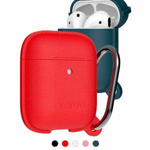 AirPods 2 カラビナ付きケース POPS【Wireless Charging Case専用】